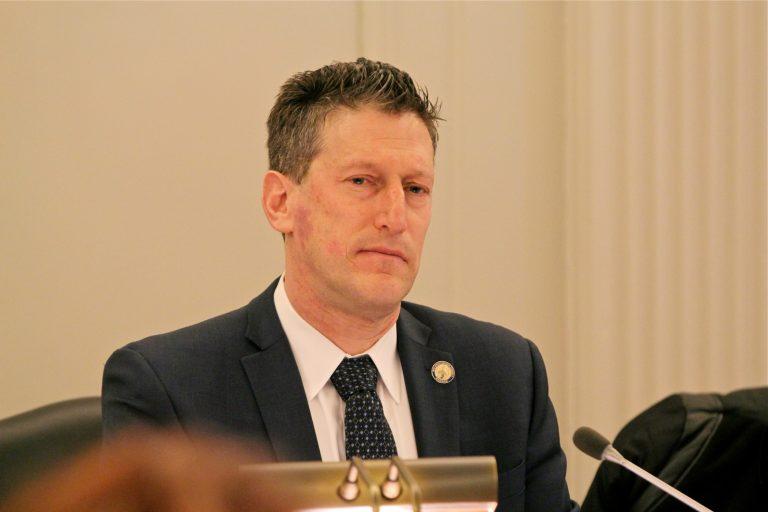 New Jersey Assemblyman Andrew Zwicker. (Emma Lee/WHYY)