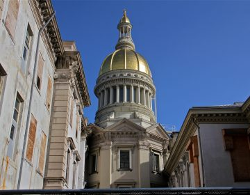 New Jersey Statehouse in Trenton