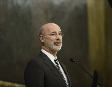 Democratic Gov. Tom Wolf delivers his budget address for the 2019-20 fiscal year to a joint session of the Pennsylvania House and Senate in Harrisburg last week. He spoke before the Philadelphia Chamber of Commerce Monday, calling for a candid look at legalizing recreational marijuana. (AP Photo/Matt Rourke)