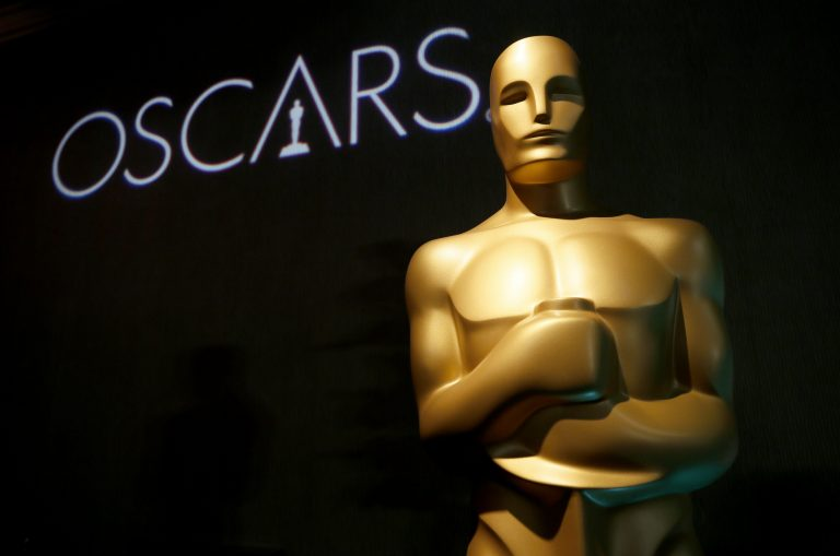 In this Feb. 4, 2019 file photo, an Oscar statue appears at the 91st Academy Awards Nominees Luncheon in Beverly Hills, Calif. (Photo by Danny Moloshok/Invision/AP, File)