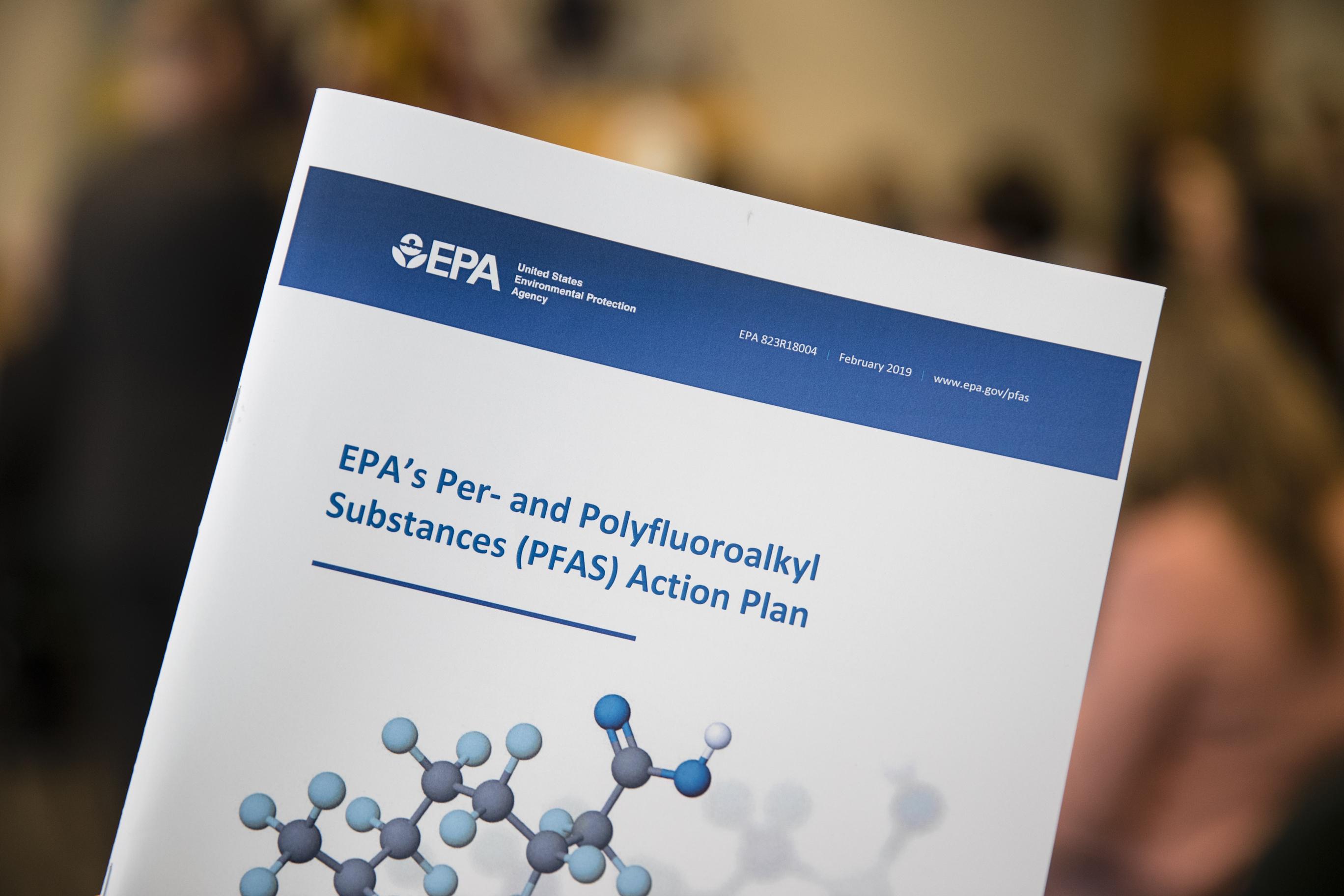 EPA to regulate PFAS contaminating soil, water near military