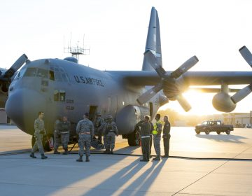 The CDC will test residents around the New Castle Air National Guard Base who may have been exposed to PFAS, a group of chemicals that that may increase the risk of cancer.  (U.S. Air National Guard photo by Tech. Sgt. Robin Meredith)