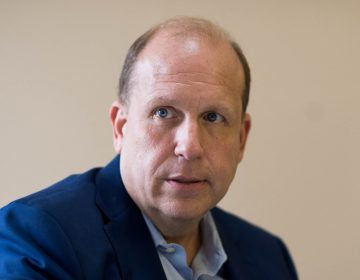 Pennsylvania state Sen. Daylin Leach,. (Photo By Bill Clark/CQ Roll Call via AP)