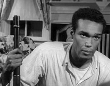 Duane Jones in the 1968 film