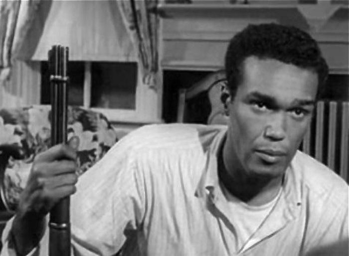 Duane Jones in the 1968 film