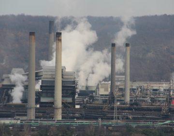 US Steel's Clairton Coke Works. (Reid R. Frazier/StateImpact Pennsylvania)