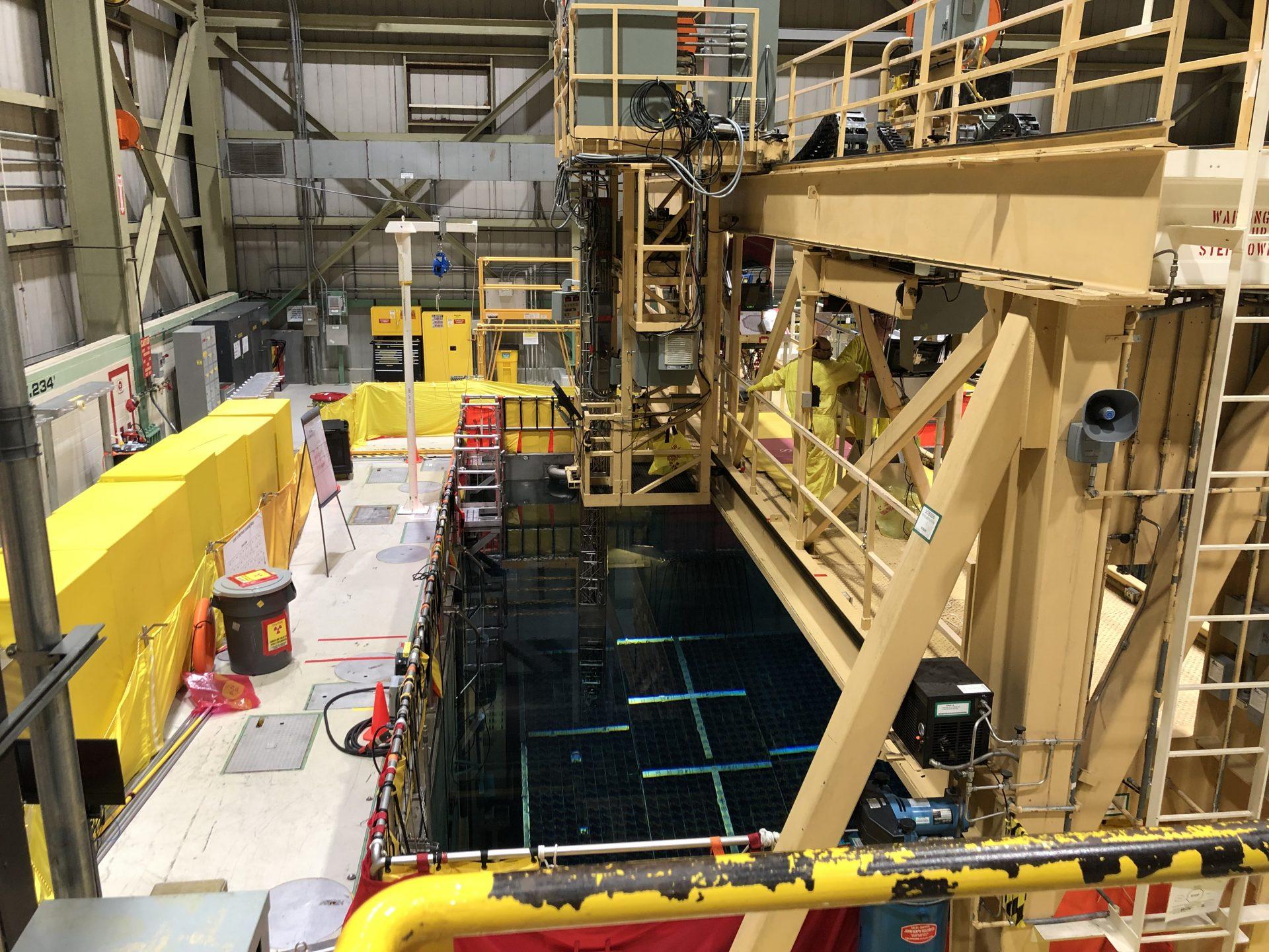 Inside Pa.'s Peach Bottom nuclear power plant - WHYY