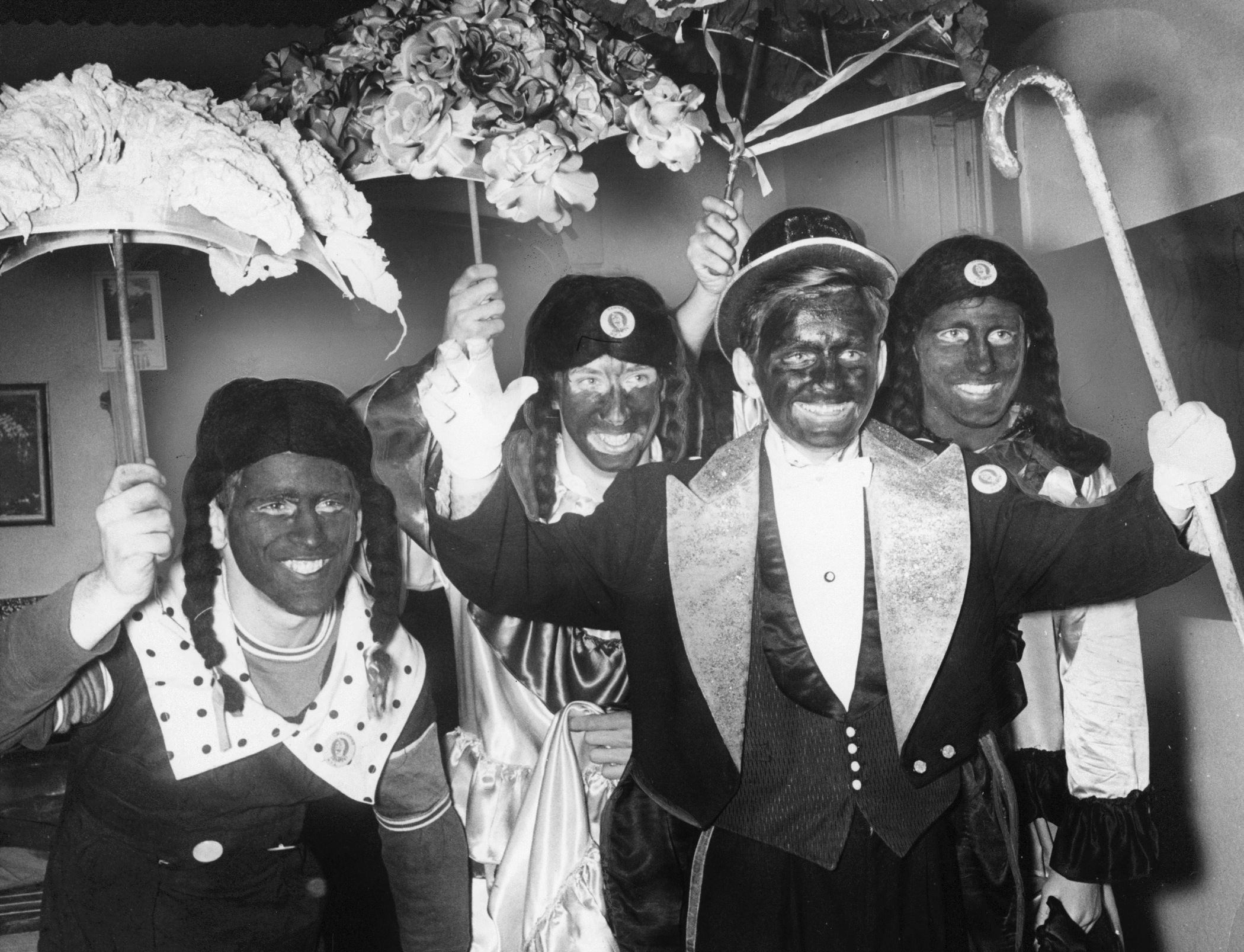 Washing Off Blackface Why A Racist Practice Persists Whyy