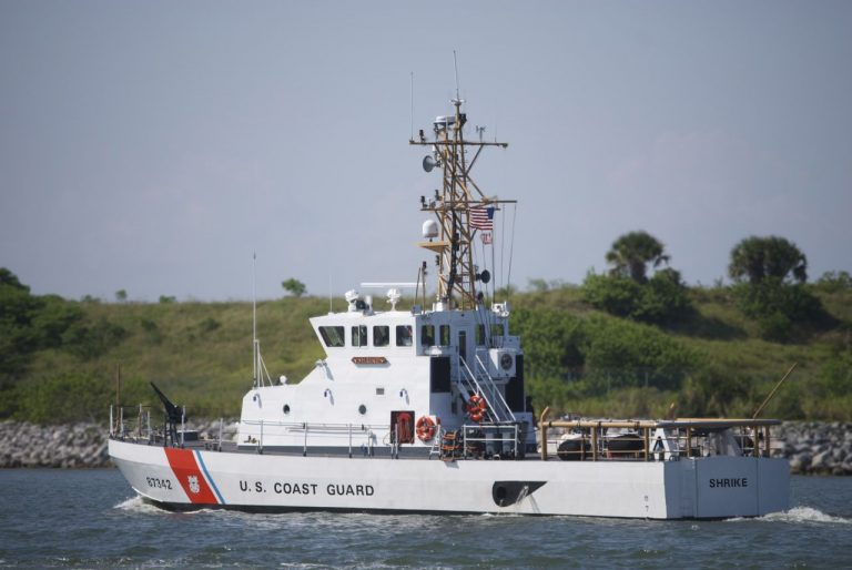 United States Coast Guard image.