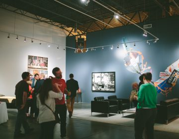 A 2017 photo of a West Collection opening (Provided)