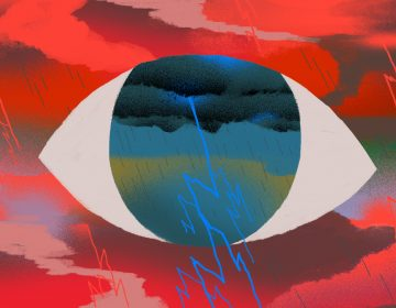 Physicians have been taught to look for signs of hopelessness, sadness and lack of motivation to help them diagnose depression. But anger as a depression symptom is less noticed or addressed. (Ariel Davis for NPR)