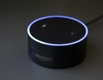 Gizmodo's Kashmir Hill tried to disconnect from all Amazon products, including smart speakers, as part of a bigger experiment in living without the major tech players. (Jeff Chiu/AP Photo)