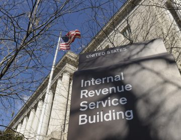 Taxpayers faced with smaller refunds or higher taxes have been airing their grievances online (Susan Walsh/AP)