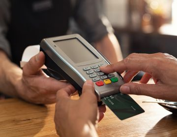 Some businesses will only allow credit card transactions. (Rido81/BigStock)