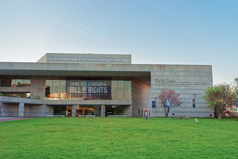 National Constitution Center photo credit/Big Stock