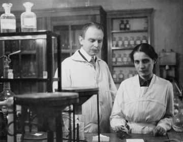 Lise Meitner was left off the publication that eventually led to a Nobel Prize for her colleague. (The Conversation)