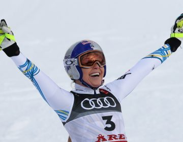 Vonn got her start in skiing at an early age, and bolstered her talents with intensive slalom training under racing guru Erich Sailer's Buck Hill program. She then moved on to dominate speed events, like the downhill. (Clive Rose/Getty Images)