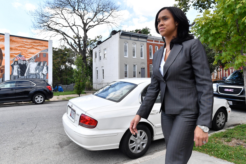 Baltimore state's attorney will no longer prosecute marijuana possession cases