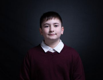 Joshua Trump will be a guest of President Trump at tonight's State of the Union Address. The 11-year-old was bullied at his Wilmington middle school because of his last name. (Photo courtesy of the White House)