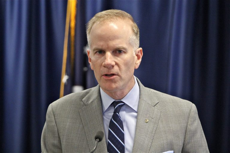 U.S. Attorney William McSwain (Emma Lee/WHYY)