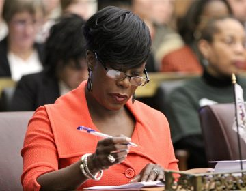 Philadelphia City Council member Cherelle Parker. (Emma Lee/WHYY)