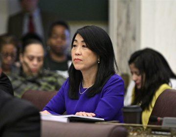 Philadelphia City Council member Helen Gym. (Emma Lee/WHYY)