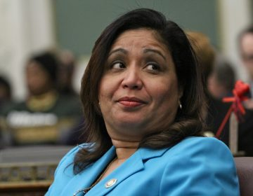 Philadelphia City Council member Maria Quiñones-Sánchez. (Emma Lee/WHYY)