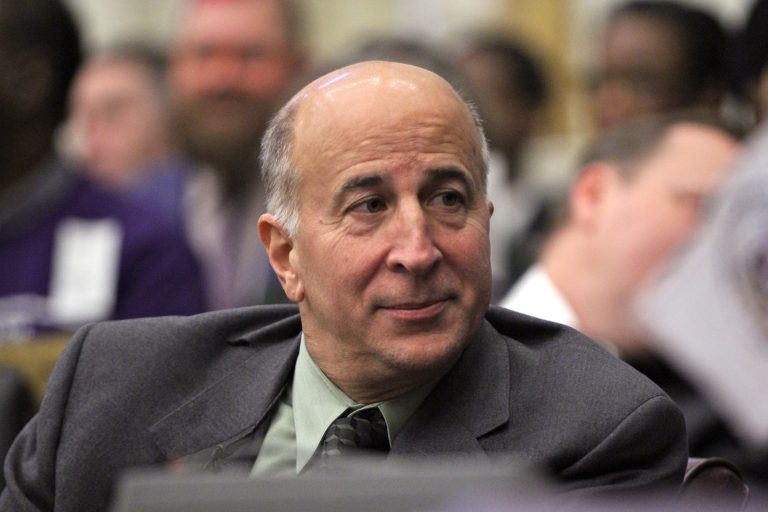 Philadelphia City Council member Mark Squilla. (Emma Lee/WHYY)