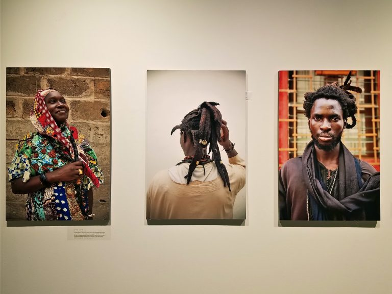 Laylah Amatullah Barrayn has been traveling to Senegal since 1999 to take pictures of the Baye Fall, a Sufi sect of Islam. Her images are on view at the African American Museum in Philadelphia in the exhibit,
