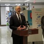 Pennsylvania Gov. Tom Wolf says he's against establishing a supervised injection site in  Philadelphia.  (Tom MacDonald/WHYY)