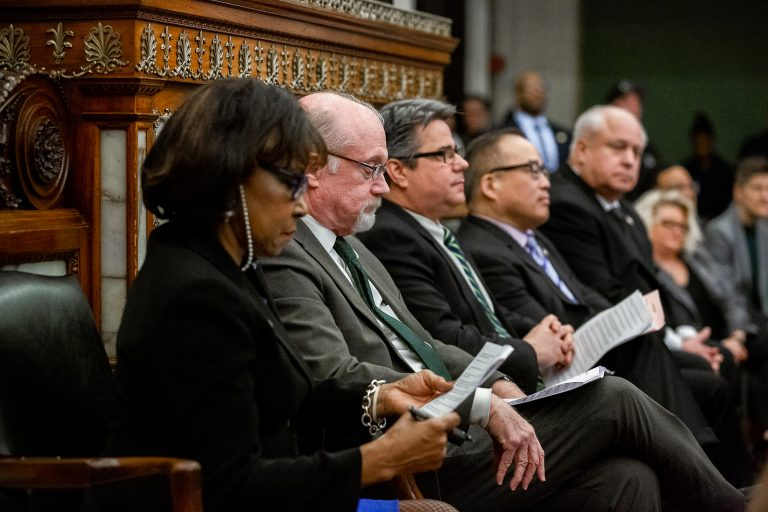 City Council meeting held on March 7, 2019. (Jared Piper/PHLCouncil)
