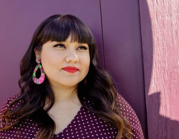 Gloria Lucas found that mainstream resources and dialogue around eating disorders left out her experiences as a low-income, Xicana child of immigrants. So she built her own community and opportunities for healing. (Gloria Lucas / Nalgona Positivity Pride)