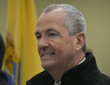 New Jersey Governor Phil Murphy is pictured here in a file photo at a press conference in Elmwood Park, N.J. on January 31, 2019 (Photo by Kyle Mazza/NurPhoto/Sipa USA)(Sipa via AP Images)