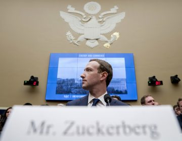 """In this April 11, 2018, file photo Facebook CEO Mark Zuckerberg arrives to testify before a House Energy and Commerce hearing on Capitol Hill in Washington. Zuckerberg's new """"privacy-focused vision"""" for Facebook looks like a transformative mission statement for the much-criticized social network. But critics say the announcement obscures Facebook's deeper motivations: To expand lucrative new commercial services, continue monopolizing the attention of users and to develop new data sources for tracking people. (Andrew Harnik/AP Photo, File)"""