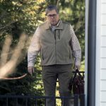 Attorney General William Barr leaves his home in McLean, Va., on Sunday morning, March 24, 2019. Barr is preparing a summary of the findings of the special counsel investigating Russian election interference.  The release of Barr's summary of the report's main conclusions is expected sometime Sunday. (Sait Serkan Gurbuz/AP Photo)