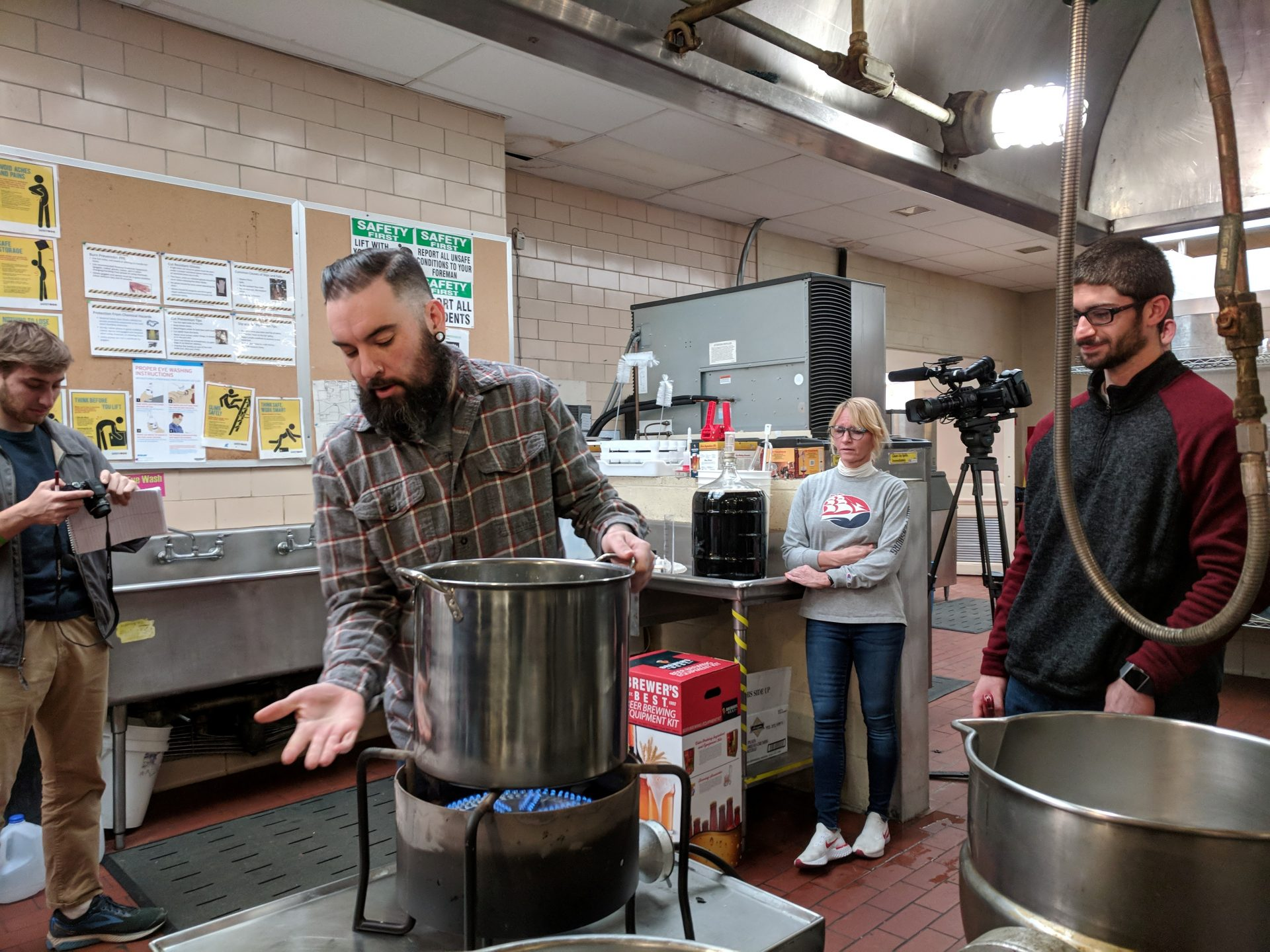 Shippensburg brews up courses to train Pa.'s craft beer workforce
