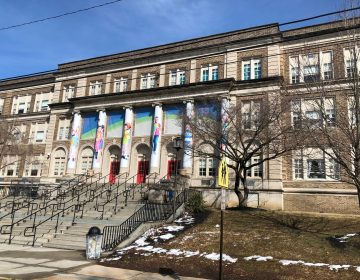 The ACLU lawsuit seeks to force Delaware's three counties to conduct a property reassessment to help provide more money to struggling schools such as Wilmington's high-poverty, low-performing Warner  Elementary. (Cris Barrish/WHYY)