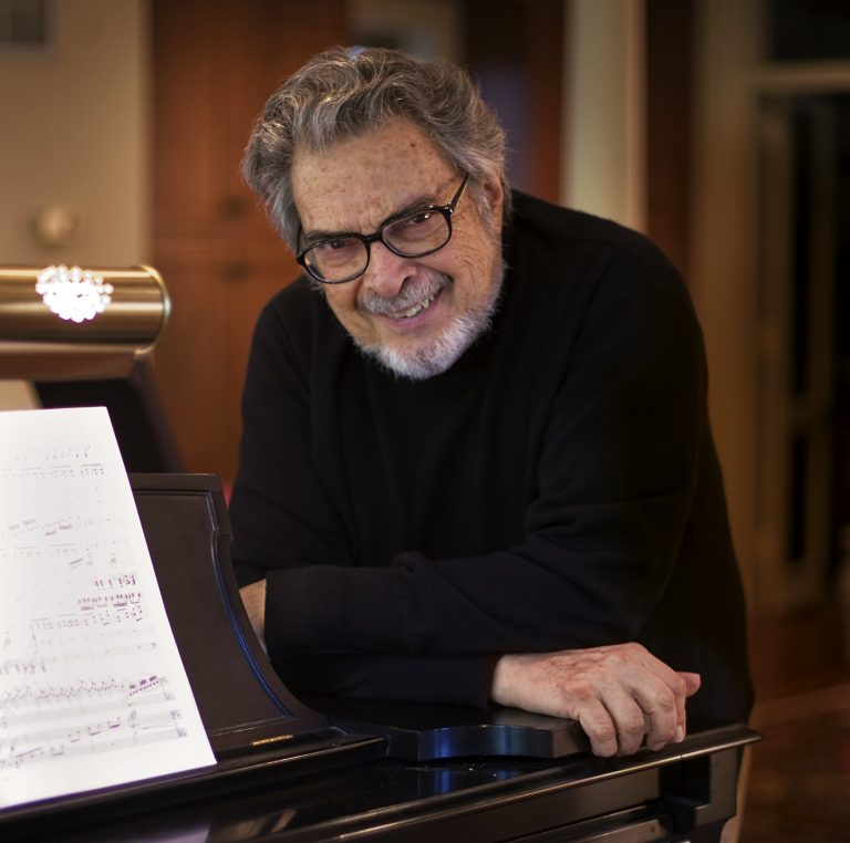 90-year-old pianist Leon Fleisher will perform a pair of concerts this weekend with the Delaware Symphony Orchestra. (Chris Hartlove)