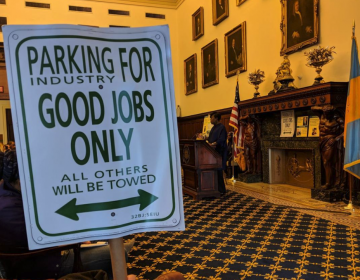 The private parking industry had revenue estimated at $453 million in 218, according to a report evaluating that business sector. (Michael D'Onofrio/The Philadelphia Tribune)