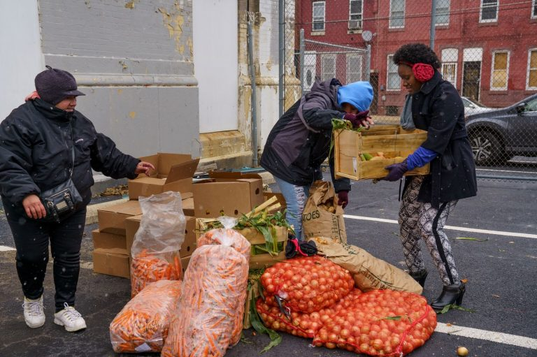 Philabundance provides food throughout the region, including at so-called