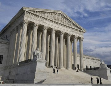 The U.S. Supreme Court in Washington where the justices ruled that the government can detain certain immigrants without bond hearings. (Susan Walsh/AP)