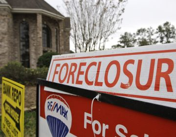 According to New Jersey state officials, there are 20,000 active foreclosure cases currently making their way through the courts. (David J. Phillip/AP Photo)