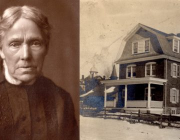 Dr. Anna Broomall established South Philadelphia's first outpatient maternity-care clinic. (Courtesy of Delaware County Historical Society)