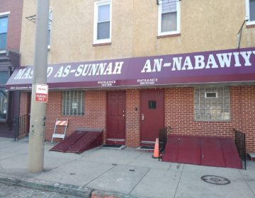 Muslims from all over Philadelphia come to the services at Germantown Masjid, with the Friday congregational prayer getting anywhere between 800 to 1200 people.(Courtesy of Germantown Info Hub)