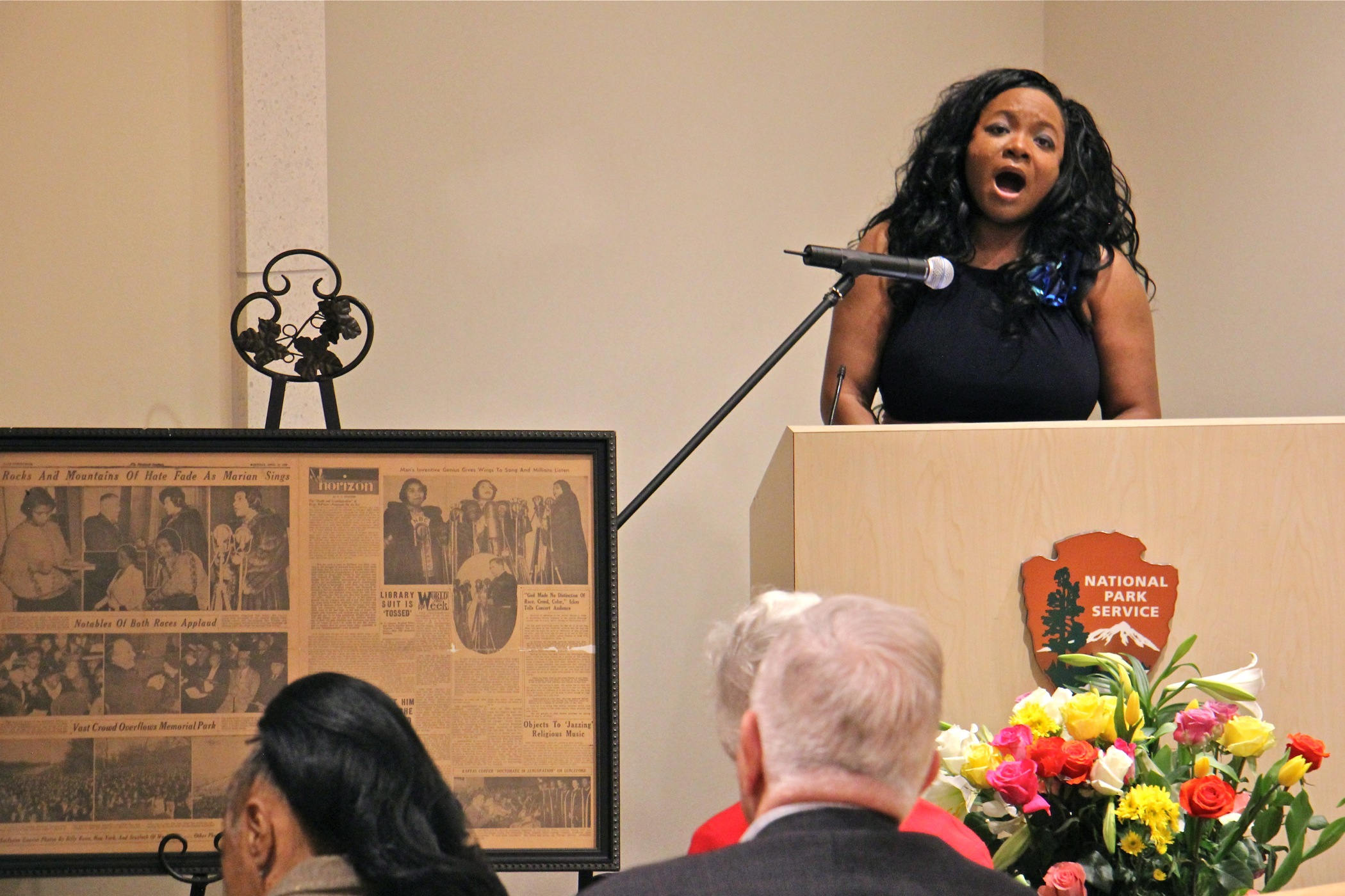 80 years later, Philly holds tribute to Marian Anderson