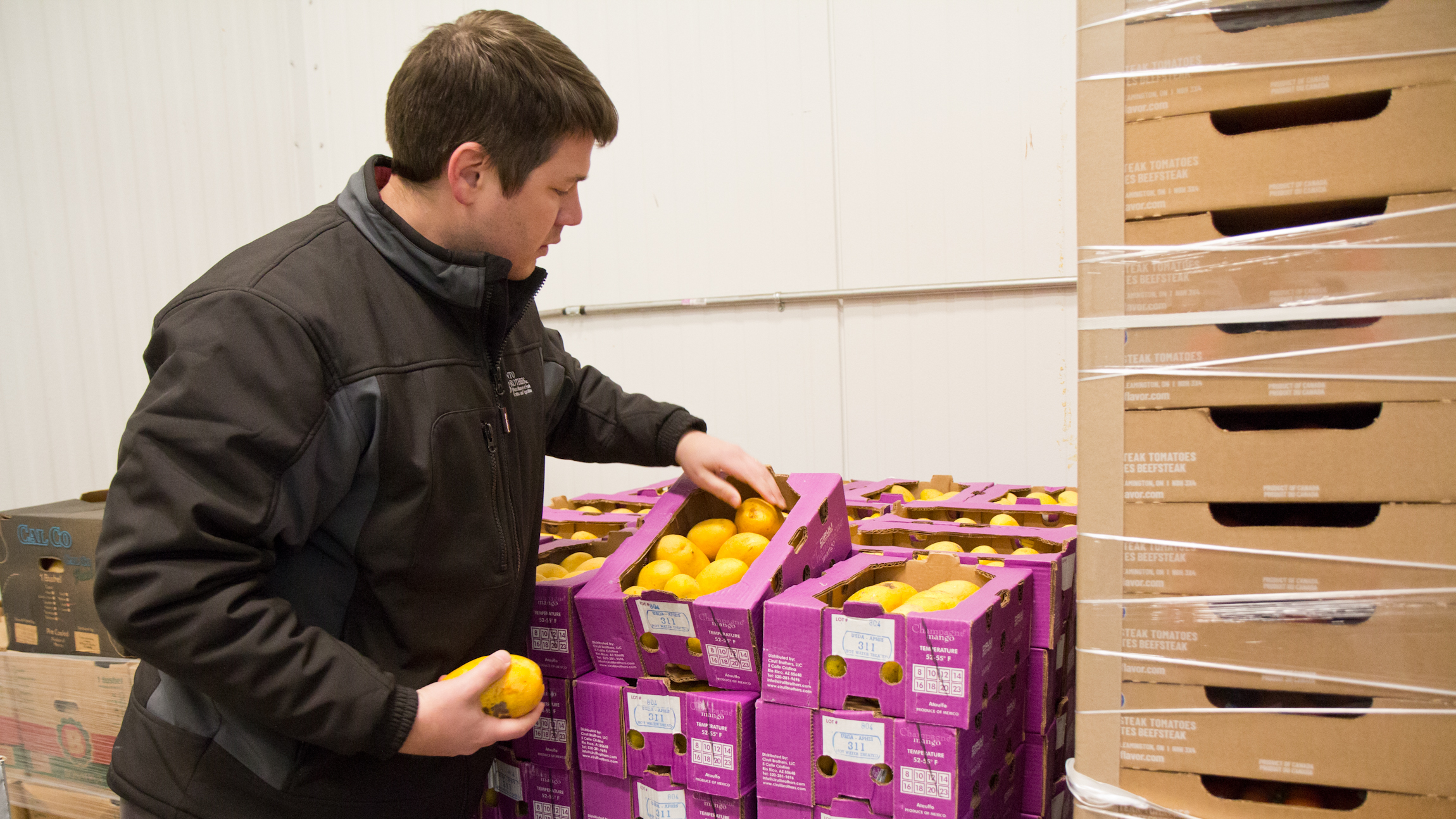 Could a border shutdown affect produce prices in Philly area