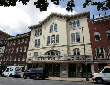 The exterior of the landmark Fulton Opera House is seen on Wednesday, June 28, 2006, in downtown Lancaster, Pa. Though rich in history and architecture, and with a handful of museums, the nearly 300-year-old municipality doesn't have the strong identity or tourism cachet of the rural attractions, yet. An ambitious college and local hospital, along with a growing arts community and new baseball team, are putting Lancaster back on the map. (Carolyn Kaster/AP Photo)