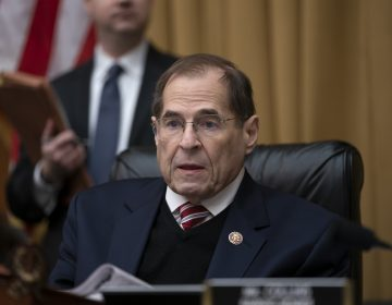In this March 26, 2019 photo, House Judiciary Committee Chairman Jerrold Nadler, D-N.Y., presides at a meeting directing the attorney general to transmit documents to the House of Representatives relating to the actions of former Acting FBI Director Andrew McCabe, on Capitol Hill in Washington.  The House Judiciary Committee will ready subpoenas this week for special counsel Robert Mueller's full Russia report. This, as the Justice Department appears likely to miss an April 2 deadline set by Democrats for the report's release. (J. Scott Applewhite/AP Photo)