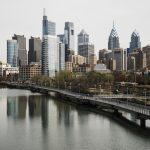 Shown is the skyline in Philadelphia along the Schuylkill River, Tuesday, April 9, 2019. (Matt Rourke/AP Photo)