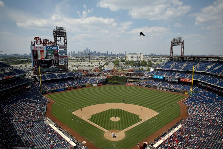 Major League Baseball will play the 2026 All-Star Game in Philadelphia to mark the 250th anniversary of the Declaration of Independence. (Matt Slocum/AP Photo, File)